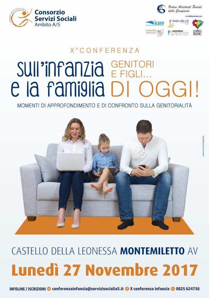 X CONFERENZA SULL'INFANZIA E LA FAMIGLIA