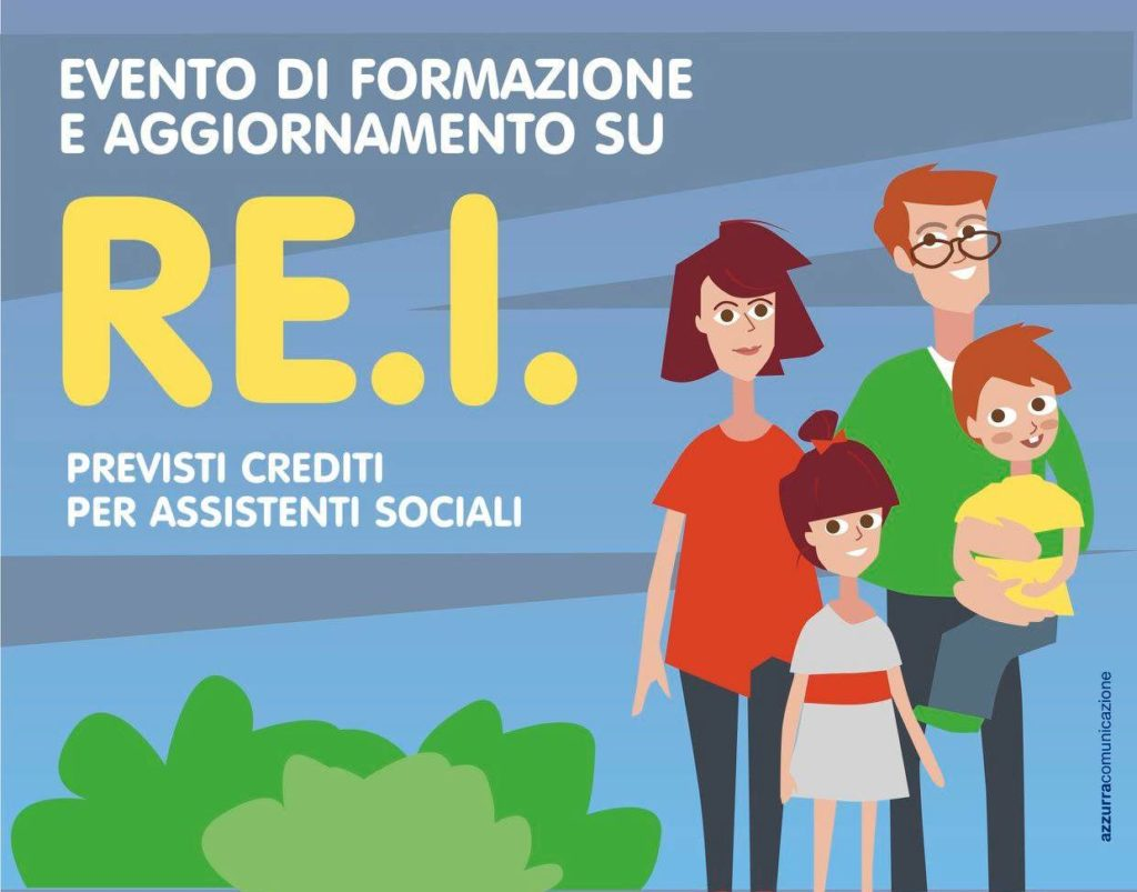 EVENTO DI FORMAZIONE E AGGIORNAMENTO RE.I.